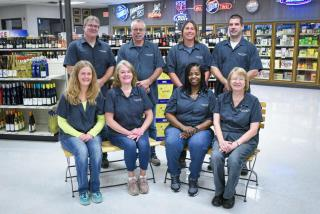 Falls Liquor Store Staff